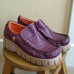 Leather MAG shoes size 40